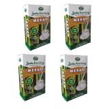 Jual Etawa Susu Bubuk Kambing Merapi Vanila 4 Buah 200 Gr Branded Murah