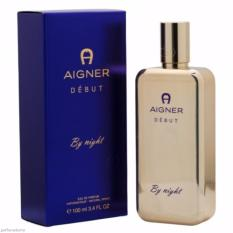 Harga Etienne Aigner Debut Night For Women Edp 100Ml Paling Murah
