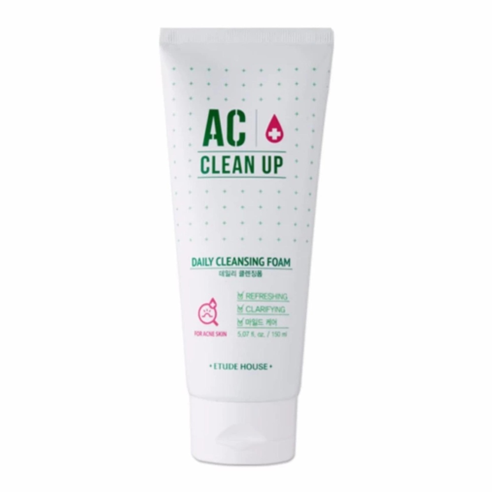 Murah Sabun Muka Cloris Men Soap Anti Jerawat Flek Hitam Komedo Cuci Pria Berkualitas Etude House Ac Clean Up Daily Acne Cleansing Facial Foam Pembersih Wajah 150ml