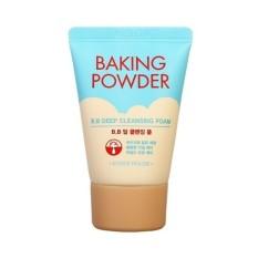 Beli Etude House Baking Powder Cleanser Bb Deep Cleansing F*C**L Foam Sabun Pembersih Wajah Komedo Online Jawa Barat