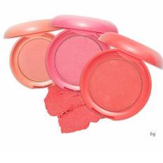 Etude House Berry Delicious Cream Blusher Blush On Perona Pipi - #3
