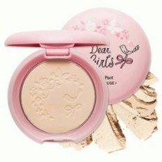 Diskon Etude House Dear Girls Be Clear Pact Compact Powder Bedak Padat Branded