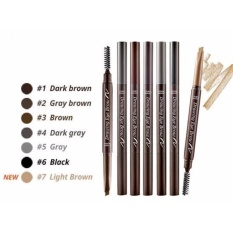 Etude House - Drawing Eye Brow #06 Black - 1Pc