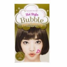 Jual Etude House Hot Style Bubble Hair Coloring Gr07 Kahki Brown Etude House Asli