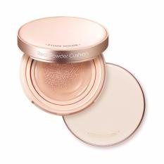 Promo Etude Real Powder Cushion Spf50 Pa 14Gr N02 Light Beige Murah