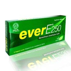 Beli Ever E 250 Memelihara Kesehatan Kulit Kredit Banten