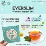 Spesifikasi Everslim Premium Herbal Tea Teh Pelangsing By Ever White 30 Teabags Bagus