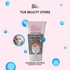 Beli Barang Everwhite Bubble Mask Everwhite Charcoal Oxygen Bubble Mask Limited Stock Online