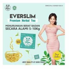 Everwhite Everslim Premium Herbal Tea - Everslim Tea - Teh Pelangsing