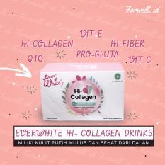 Everwhite Hi-Collagen  Powder Drink / Ever White Drink minuman kolagen