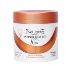 Harga Evoluderm 500Ml Honey Hair Mask Seken