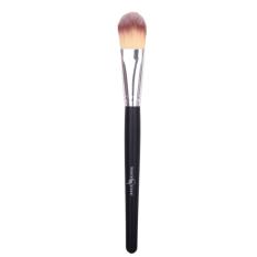 Sebuah Alas Bedak Cair Bedak Bagus Alat Kecantikan Kuas Make Up