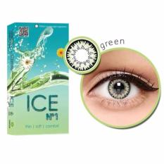 EXOTICON BY X2 Ice Nude N1 /No 1 GREEN - PLANO NORMAL