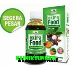 Extra Food HPAI  Suplemen Nutrisi Buah Dan Sayur
