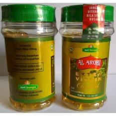 Extra Virgin Olive Oil / Minyak Zaitun Al Arobi 100 kapsul (memelihara kesehatan)