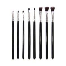 Jual Kuas Mata Set Blend Shadow Angled Eyeliner Merokok Bloom Kuas Makeup Jessup Hitam Silver 8 Pcs Set Intl Murah Tiongkok