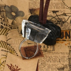 Spek Eyelash Extension Crystal Glass Lem Perekat Ring Holder Pallet Intl Tiongkok