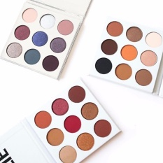 Eyeshadow Pallete Kyshadow The Bronze Palette Edition
