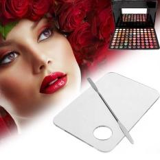 Beli Hebat 1 1 Stainless Steel Rod Makeup Wajah Palet Spatula Foundation Alat Seni Hias Kuku Internasional Dengan Kartu Kredit