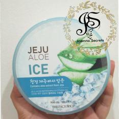 Beli Face Shop Jeju Aloe Ice 300Ml Nyicil