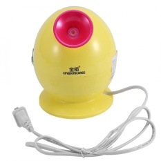 Termal Spa Steamer Nano Ikon Mist Spray Face Uap Sprayer Sauna Machine Kuning-Intl