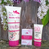 Tips Beli Fair N Pink Paket Lengkap Dd Cream Body Serum Black Soap Yang Bagus