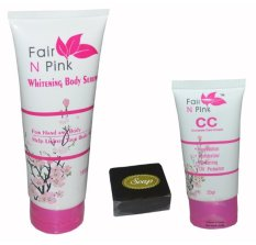 Promo Fair N Pink Paket Shining Fair N Pink Paket Perawatan Bagi Kulit Fair N Pink Terbaru