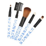 Spesifikasi Fancyqube Kosmetik Makeup Brushes Blue Bar Murah