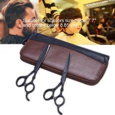 Fashion Hairdressing Gunting Menara Case Long Salon Barber Shears Sisir Tas Haircut Tool-Intl By Beautytop.