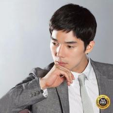 Beli Fashion Mens Wig Pendek Penuh Toupee Hairpiece 100 Real Human Hair Weave Intl M A K