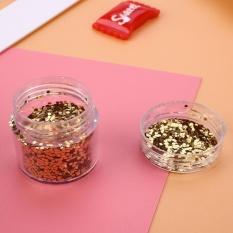 Fashion Nail Art Organik ProGlitters Ultrafine Glitters Kosmetik Alat Gambar-Intl
