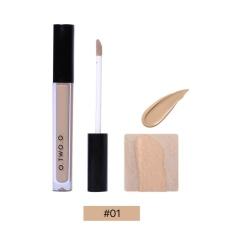 Modis Makeup Concealer Wajah Kosmetik Krim Jerawat Bintik Scars Cover (#1)-Intl