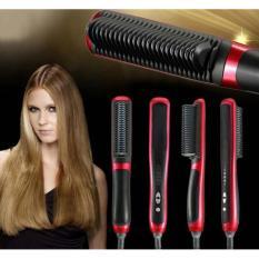 Fast Hair Straightener Model Baru ASL 908 / Sisir Catok Pelurus Rambut Sangat Cepat Tanpa Merusak Rambut Keriting Jadi Lurus