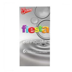Beli Fiesta Earthquake Isi 6 Pcs Lengkap