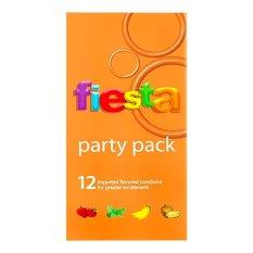 Daftar Harga Fiesta Party Pack 12 Sachet Fiesta