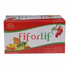 Review Pada Fiforlif Diet Nutrisi 1 Box 15 Sachets Asli