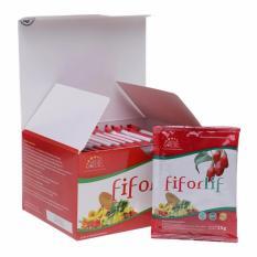 FIFORLIF FIBER 100% ORIGINAL dan MURAH - 15 SACHET Penurun Berat Badan