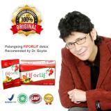 Jual Fiforlif Herbal Alami Diet Detox Libas Buncit Hancurkan Lemak Fiforlif Original