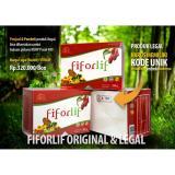 Diskon Fiforlif Original Legal Bandung Serat Fiber Detox Atasi Perut Buncit Jawa Timur