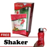 Promo Fiforlif Original Legal Isi 6 Sachet With Fiforlif Shaker Murah