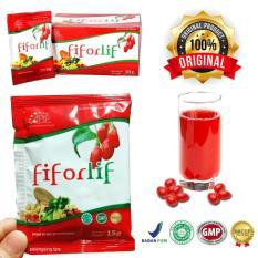 ToPik Fiforlif Original Detox Usus Untuk Sehat Pencernaan dan Diet tanpa lapar, dapatkan di ToPik Toko Apik