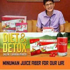Diskon Fiforlif Original Diet Detox Herbal Alami Pelangsing Surabaya Fiforlif Di Jawa Timur
