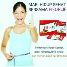 Fiforlif Original Diet Detox Herbal Asli Turunkan Berat Badan Jakarta