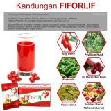 Fiforlif Original Penurun Berat Badan Alami Mengecilkan Perut Antioksidan Pelangsing Tubuh Promo Beli 1 Gratis 1