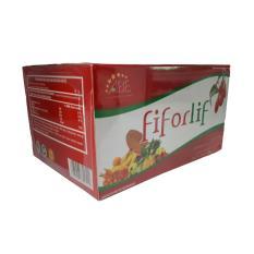 Fiforlif Super Fiber & Detox Alami Kaya Nutrisi - Paket 1 Box