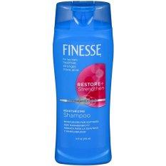 FINESSE 2 in 1 Restore + strengthen Moisturizing 2 in 1 Shampoo + Conditioner