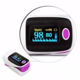 Jual Jari Tip Pulse Oximeter Darah Oksigen Saturasi Spo2 Pr Monitor Oxymeter Online