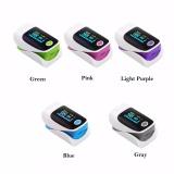 Review Tentang Finger Tip Pulse Oximeter Darah Oksigen Saturasi Spo2 Pr Monitor Oxymeter Ungu