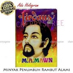 Toko Firdaus Oil 100 Original Obat Minyak Penumbuh Rambut Alami 20Ml Online Di Dki Jakarta