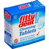 Harga Fittydent Cleansing Tablet Pembersih Gigi Palsu Fittydent Dki Jakarta